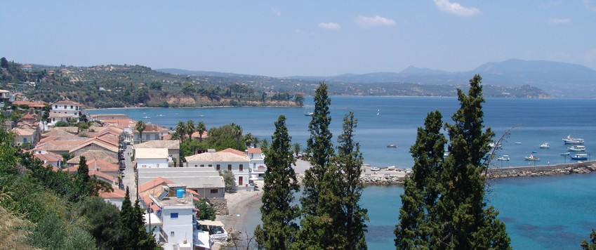 Koroni Village Seaview - Pelops Greekhouses