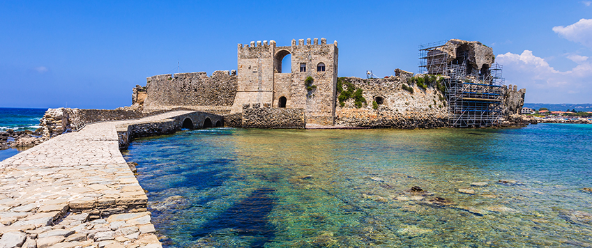 Methoni - Pelops Greek Houses